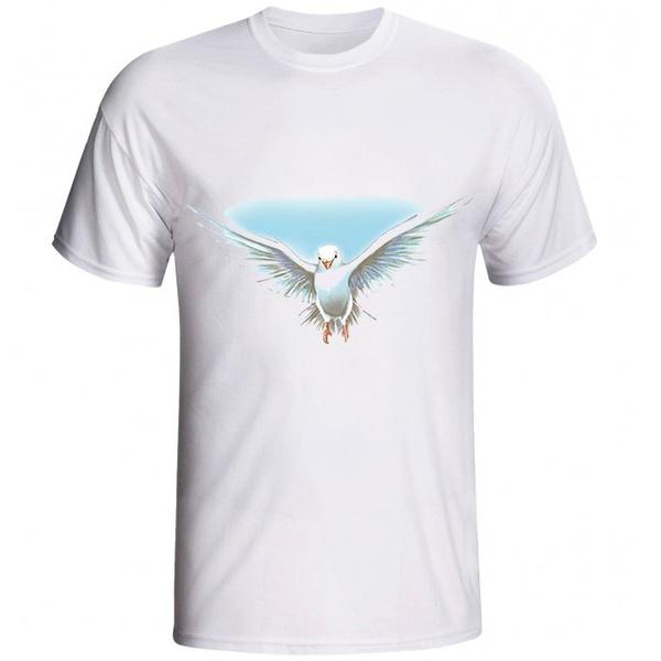 Camiseta Pomba Pascal - Espirito Santo
