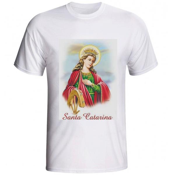 Camiseta Santa Catarina