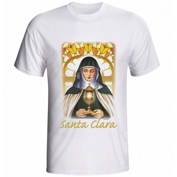 Camiseta Santa Clara