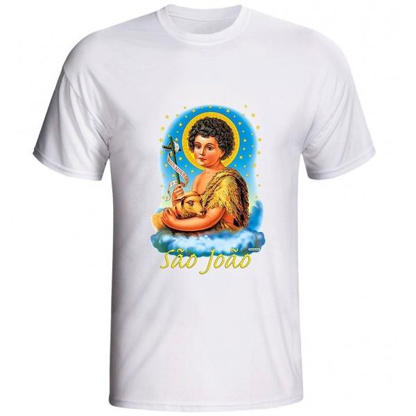 Camiseta São João Menino