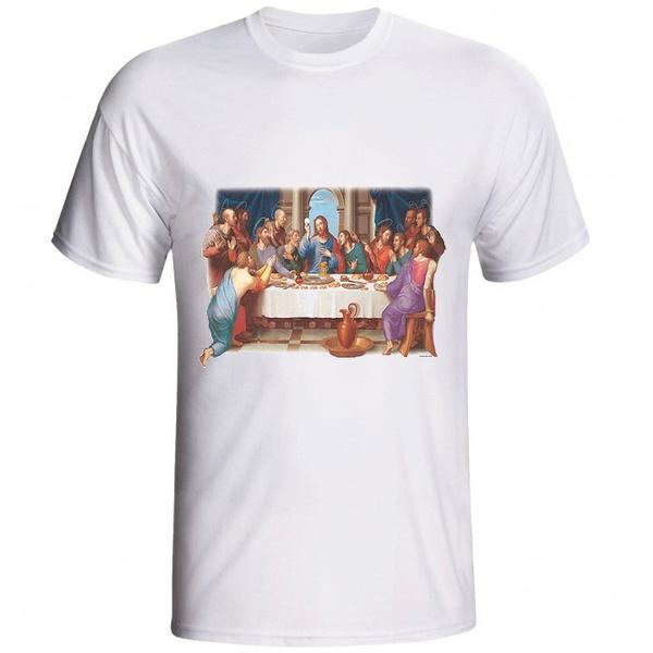 Camiseta Ultima Ceia