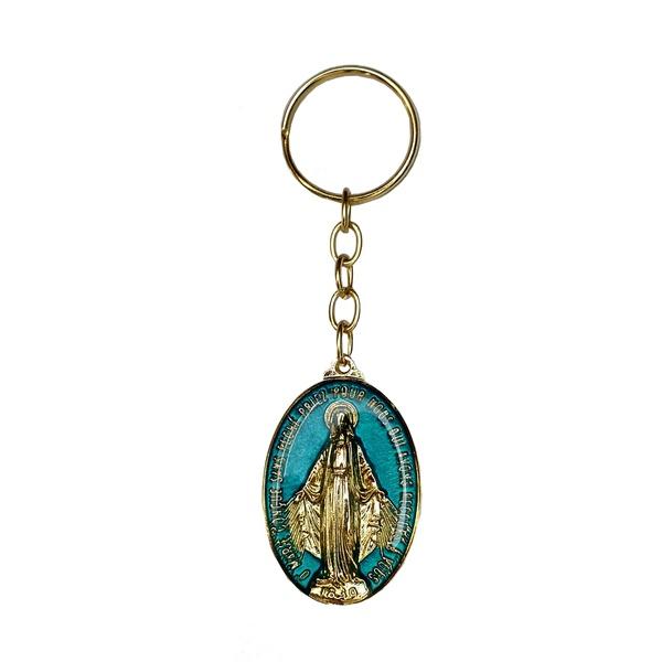 Chaveiro Nossa Senhora das Graças Resinado