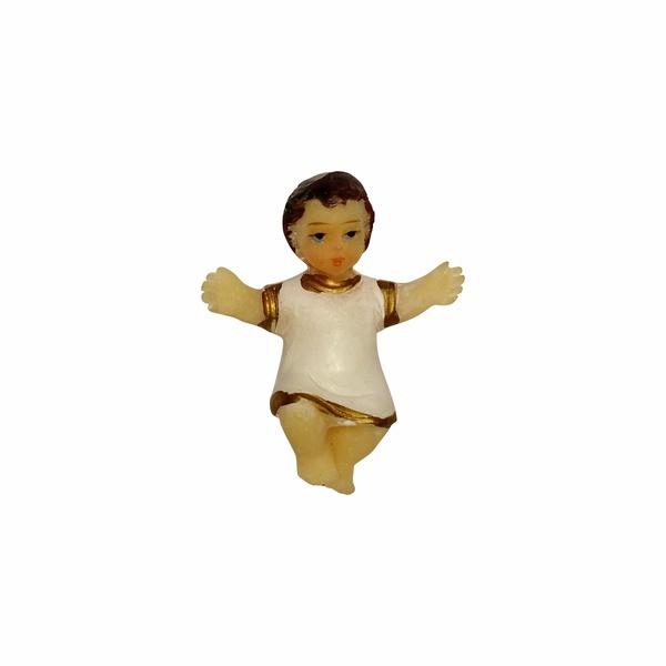 Menino Jesus Resina 4cm