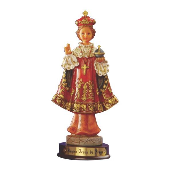 Menino Jesus de Praga 15cm