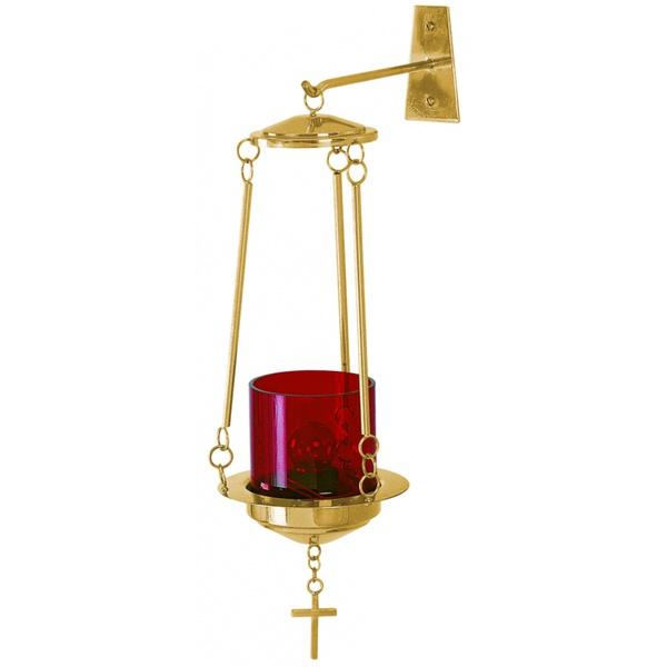 Lâmpada do Santíssimo 31cm