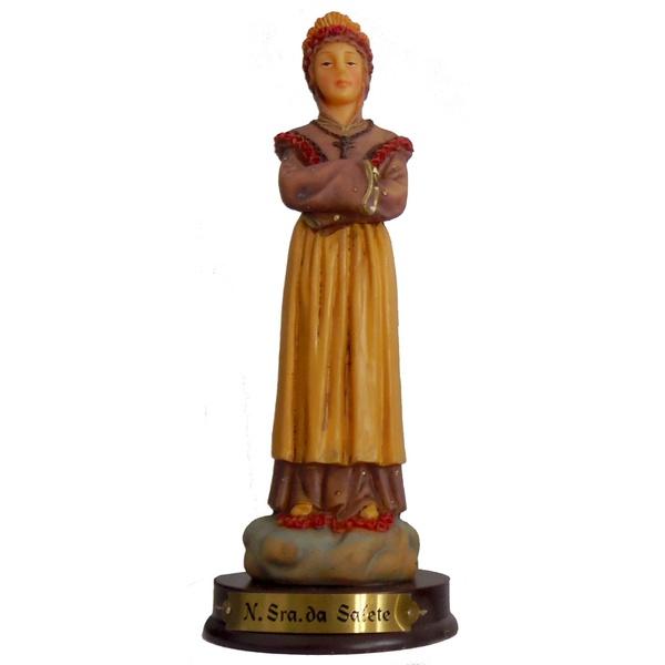 Imagem Nossa Senhora da Salete 15cm