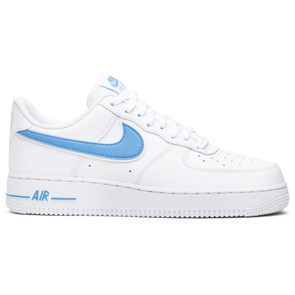 Tênis Nike Air Force 1 '07 Low University Blue