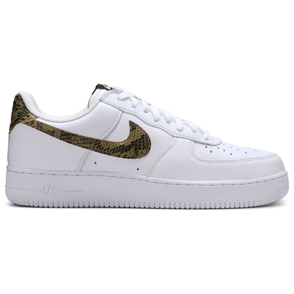 Tênis Nike Air Force 1 '07 Low ' Ivory Snake '