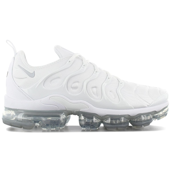 Tênis Nike Vapormax Plus Triple White