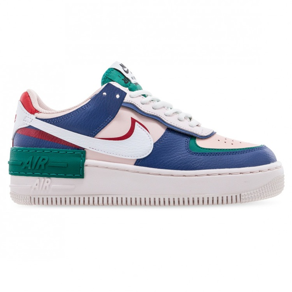 Tênis Nike Air Force 1 Shadow Womens Mystic Navy