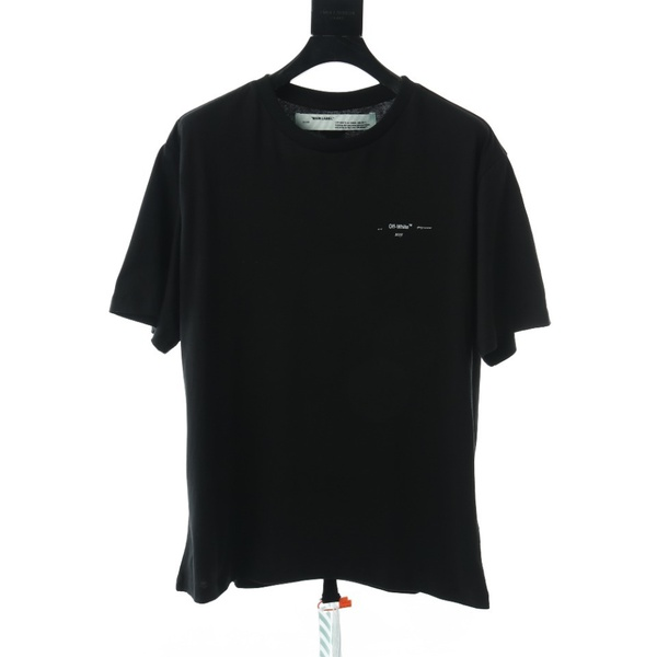 Camiseta Off-white Island Black