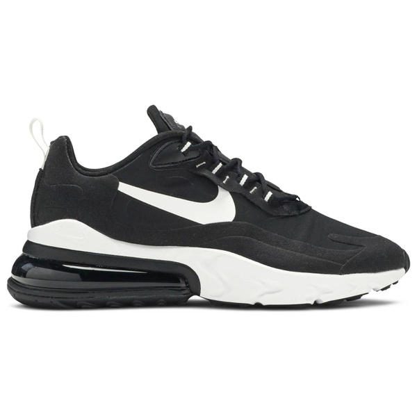 Tênis Nike Air Max 270 React Black/ White