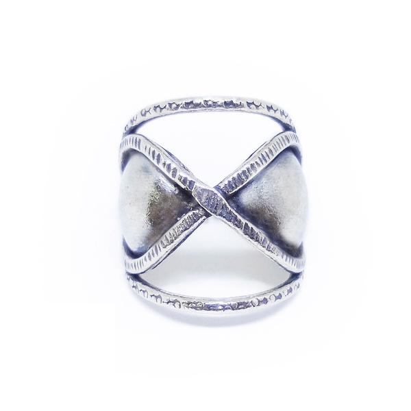 Anel infinito de Prata 925