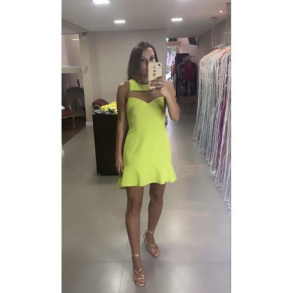 Vestido Bolonha Lima
