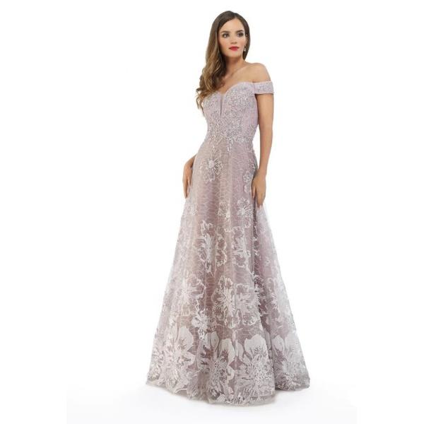 Vestido Princesa Champagne