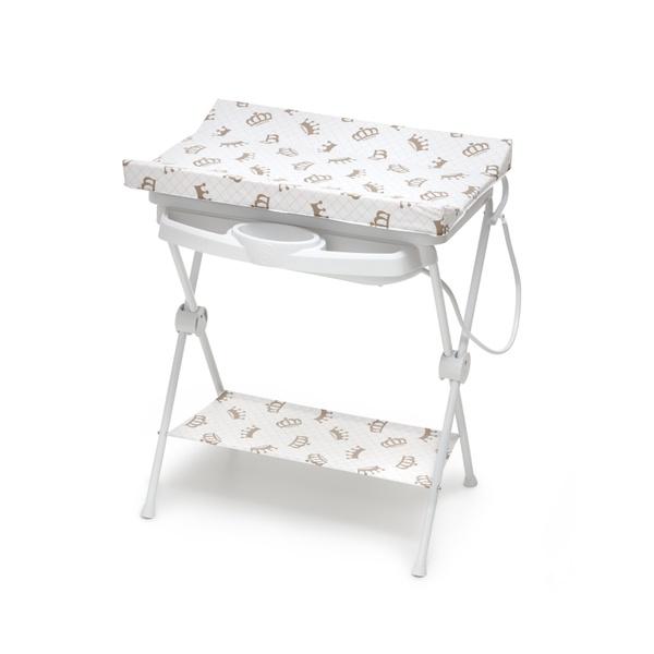 Banheira de Bebê Plastica Luxo Galzerano - Real