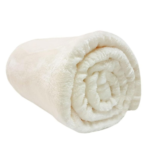 Cobertor de Microfibra Baby Tecebem - Perola