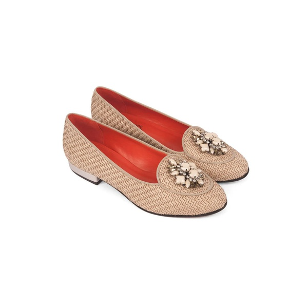 Loafer Palha Escura