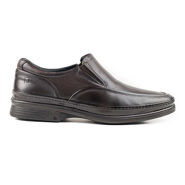 Sapato Pipper em Couro Pelica Capuccino