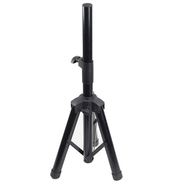 Pedestal Suporte Tripé Polyvox para Caixa de Som com Trava em Aço