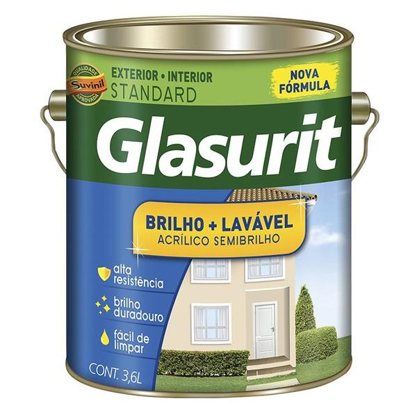 Acrílico Semi Brilho Glasurit Cenoura 3,6L