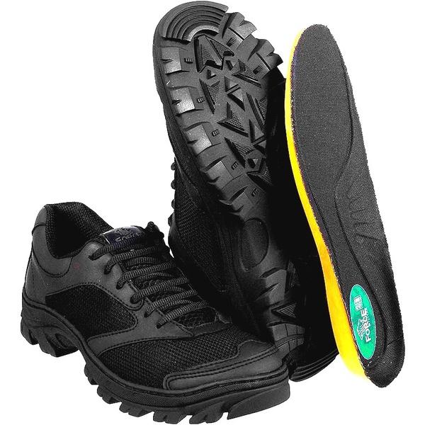 Tênis Militar Resistente, Esporte, Macio E Confortável.