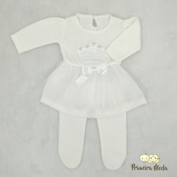 Vestido de Tricot Princesa Off