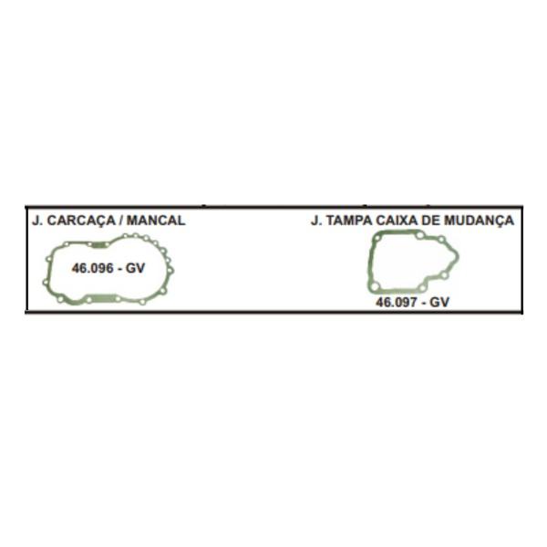 46090GV JUNTA CAMBIO FORD/VW ESCORT / VERONA / APOLLO / GOLF