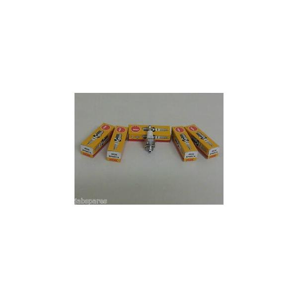 BPR7ES VELA IGNICAO RESISTIVA JOGO COM 6 VELAS, Compativel com as pecas 93214600