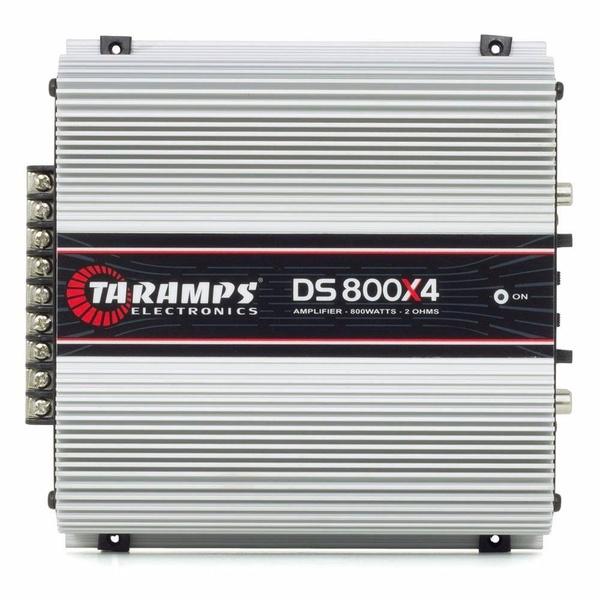 DS800 POTENCIA TARAMPS DIGITAL