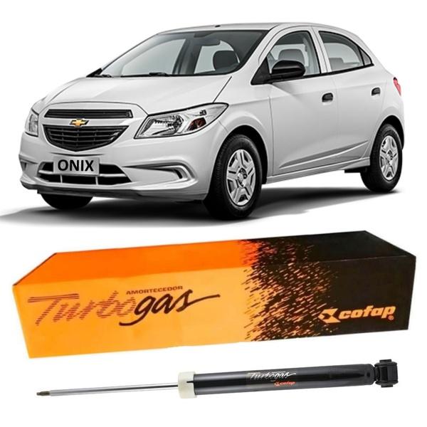 GB27608 Amortecedor Traseiro Chevrolet Onix, Sonic, Novo Prisma - Cofap