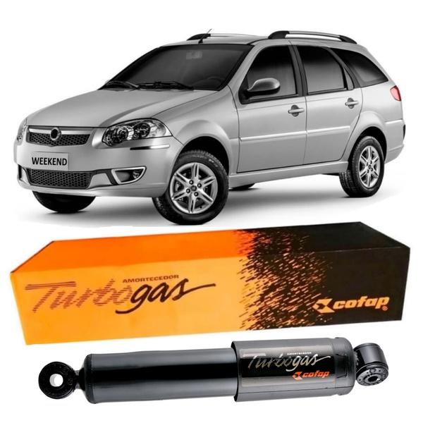 GL13135 Amortecedor Traseiro Fiat Palio Weekend - Cofap