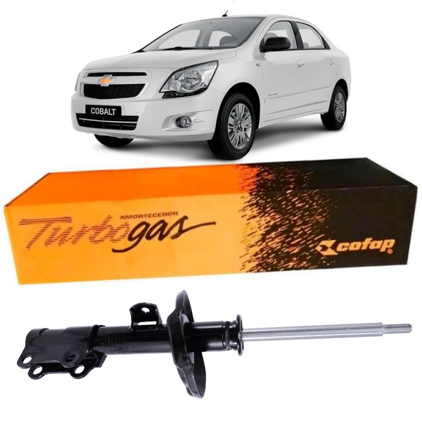 GP30520 Amortecedor Dianteiro Lado Direito Cobalt - Cofap