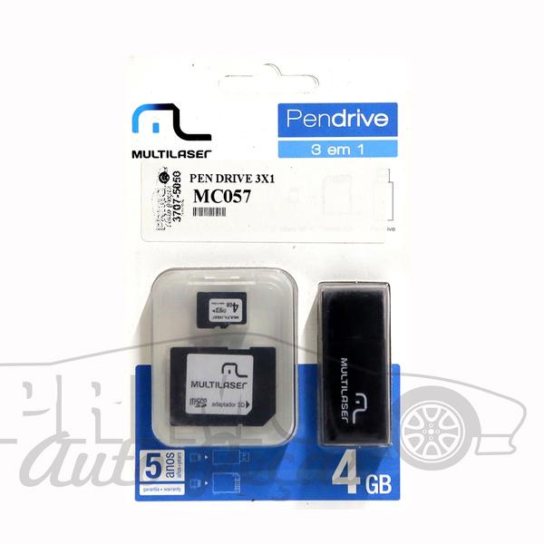 MC057 PEN DRIVE 3X1