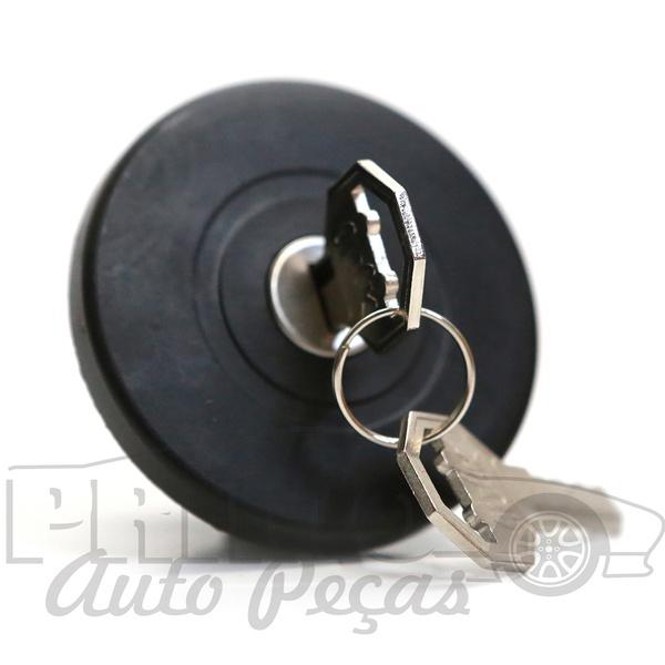 Q3017 TAMPA TANQUE VW PASSAT / VARIANT / BRASILIA / SANTANA Compativel com as pecas MF602