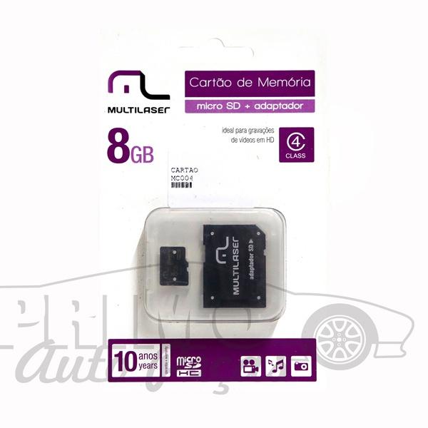 MC004 CARTAO MEMORIA SD