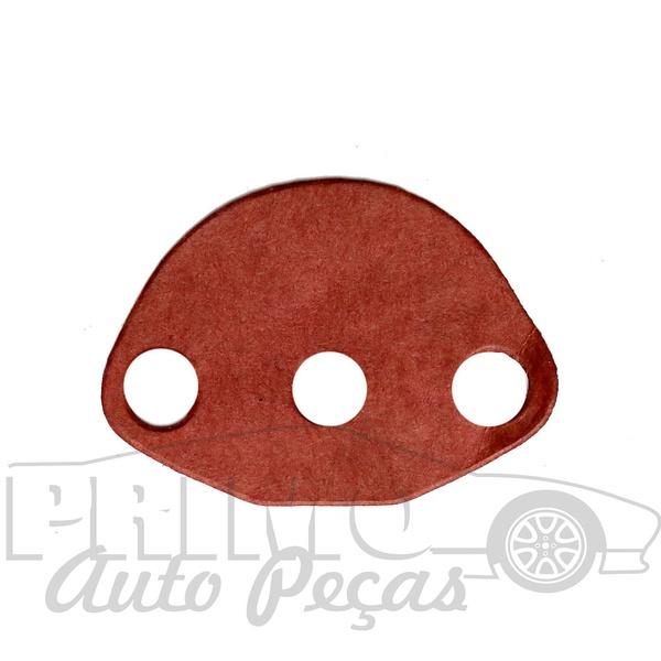 46430PP JUNTA BOMBA COMBUSTIVEL VW FUSCA / BRASILIA / VARIANT / KOMBI / GOL Compativel com as pecas 22328B