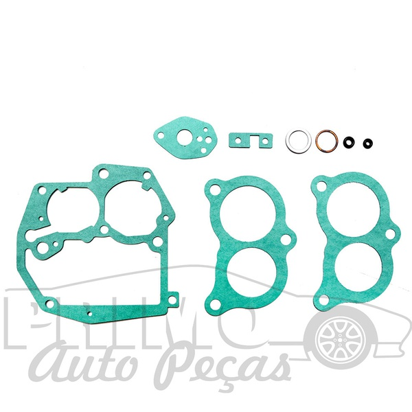BCHM204 JUNTA CARBURADOR FORD/GM/VW Compativel com as pecas 10851