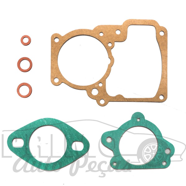 BCHT004A JUNTA CARBURADOR GM CHEVETTE Compativel com as pecas 10951