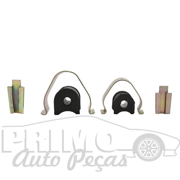 131498313 KIT ESTABILIZADOR VW FUSCA 1300L / 1500 / 1600 / BRASILIA / VARIANT Compativel com as pecas 165757 40061