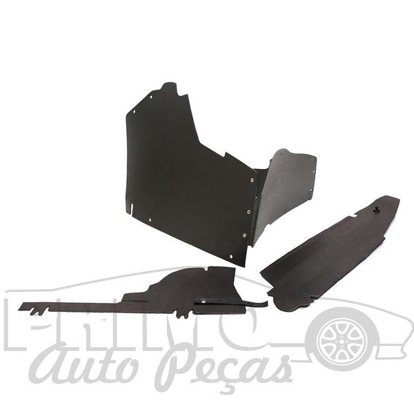 60705 PAPELAO RADIADOR VW GOL / VOYAGE / PARATI / SAVEIRO Compativel com as pecas 170719