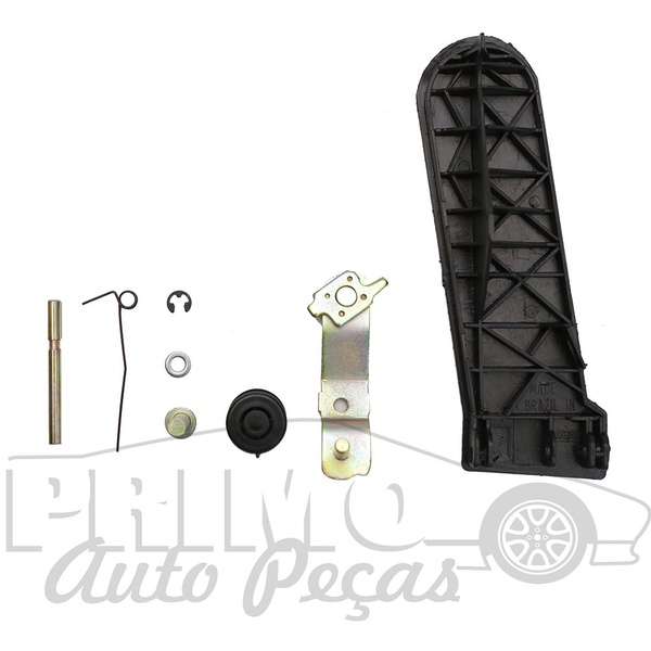 64541 PEDAL ACELERADOR VW COMPLETO FUSCA / BRASILIA / VARIANT / TL
