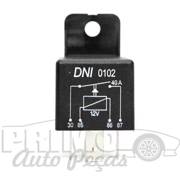 HL1658 RELE AUXILIAR Compativel com as pecas DNI0102