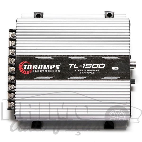 TL1500 POTENCIA TARAMPS DIGITAL