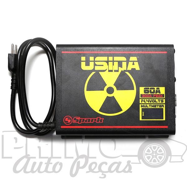 USINA60A-144V FONTE USINA 60 AMPERES