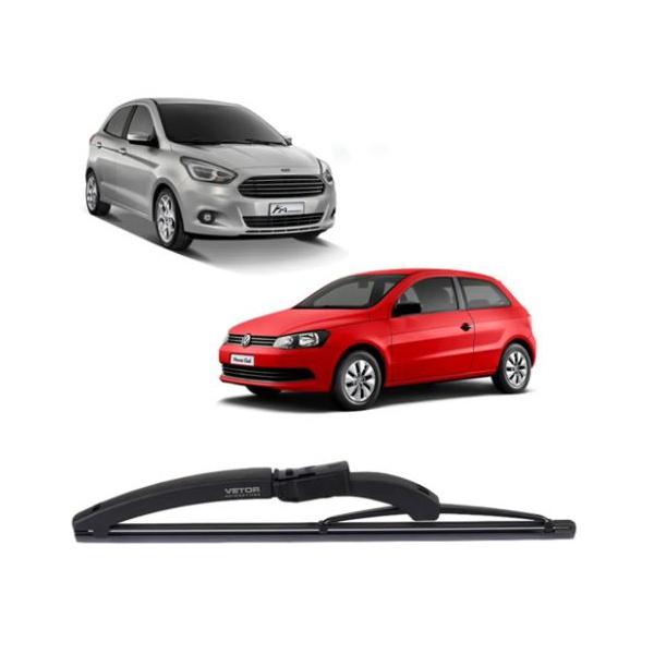 PVT10 PALHETA LIMPADOR FORD/VW TRASEIRA GOL / NEW KA
