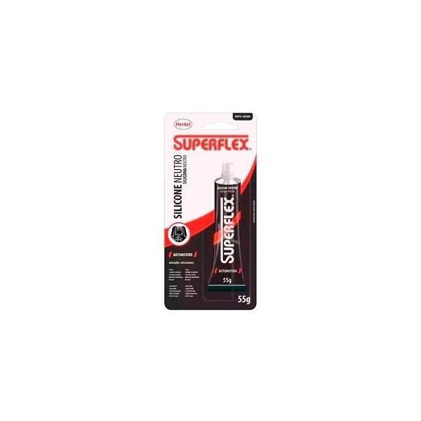 SUP002 SUPERFLEX PRETA HENKEL