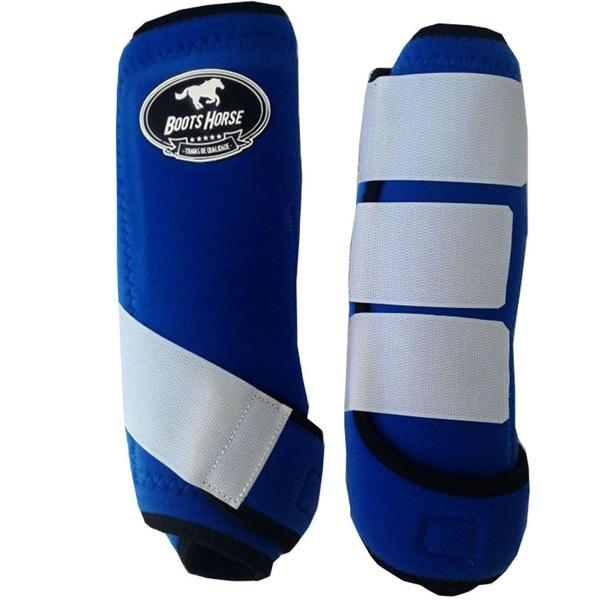 Boleteira Traseira Boots Horse - Colorido 06