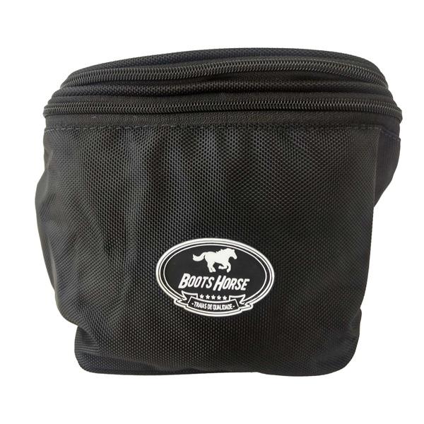 Bolsa Porta-Treco Boots Horse - Preta