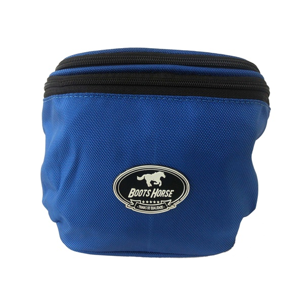 Bolsa Porta-Treco Boots Horse - Azul Royal